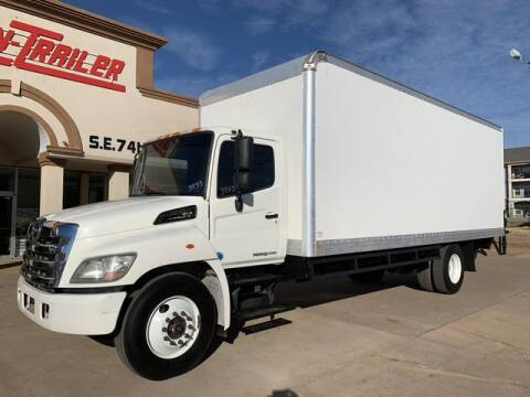 2012 Hino 268 for sale at TRUCK N TRAILER in Oklahoma City OK