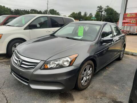 2012 Honda Accord for sale at All Star Auto Sales of Raleigh Inc. in Raleigh NC
