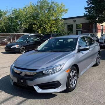 2016 Honda Civic for sale at Prestige Pre - Owned Motors in New Windsor NY