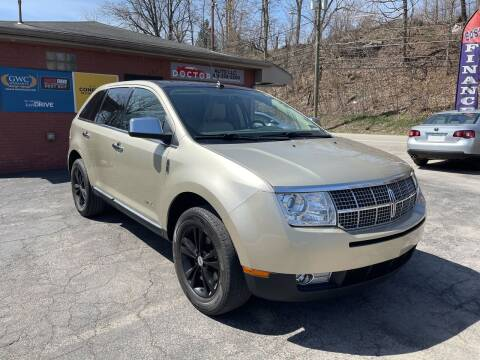 2010 Lincoln MKX for sale at Doctor Auto in Cecil PA