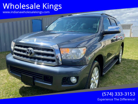 2009 Toyota Sequoia for sale at Wholesale Kings in Elkhart IN
