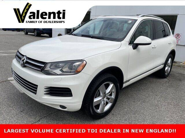 2012 Volkswagen Touareg for sale in Old Saybrook, CT
