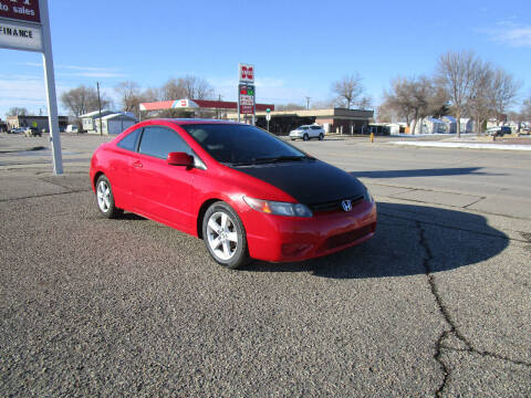 2008 Honda Civic for sale at Padgett Auto Sales in Aberdeen SD