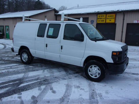 2012 Ford E-Series Cargo for sale at Dave Thornton North East Motors in North East PA