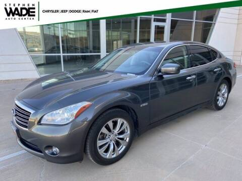 2012 Infiniti M35h for sale at Stephen Wade Pre-Owned Supercenter in Saint George UT