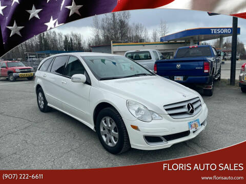 2006 Mercedes-Benz R-Class for sale at FLORIS AUTO SALES in Anchorage AK
