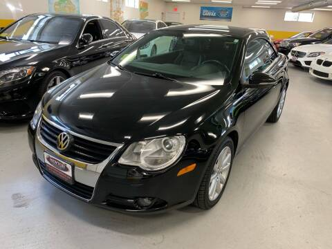 2011 Volkswagen Eos for sale at Newton Automotive and Sales in Newton MA