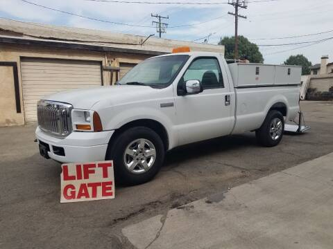 2005 Ford F-350 Super Duty for sale at Vehicle Center in Rosemead CA