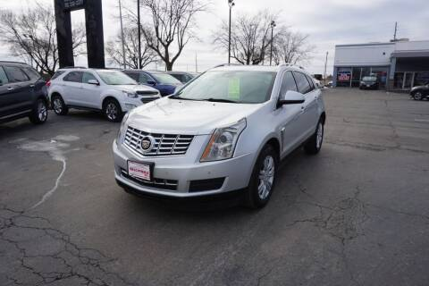 2013 Cadillac SRX for sale at Ideal Wheels in Sioux City IA