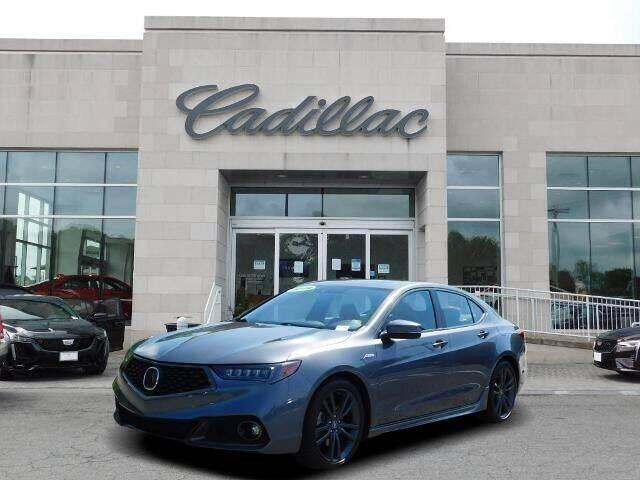 2019 Acura TLX for sale at Radley Cadillac in Fredericksburg VA