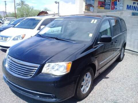2011 Chrysler Town and Country for sale at 1ST AUTO & MARINE in Apache Junction AZ