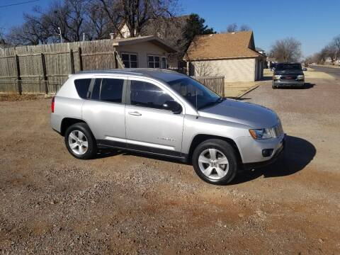 2012 Jeep Compass for sale at Eastern Motors in Altus OK