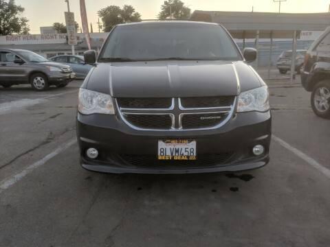 2011 Dodge Grand Caravan for sale at Best Deal Auto Sales in Stockton CA
