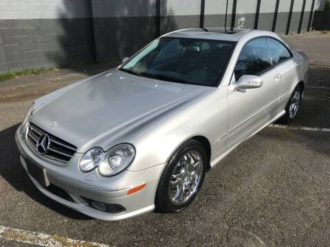 2003 Mercedes-Benz CLK for sale at APX Auto Brokers in Lynnwood WA