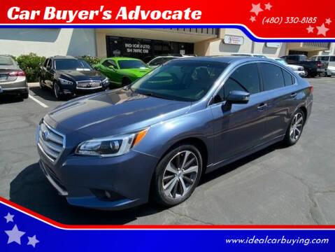 2017 Subaru Legacy for sale at Car Buyer's Advocate in Phoenix AZ