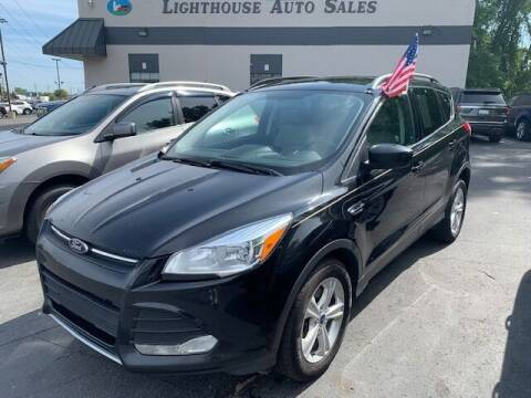 2015 Ford Escape for sale at Lighthouse Auto Sales in Holland MI