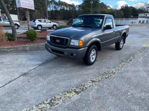 2005 Ford Ranger for sale at Kelly & Kelly Auto Sales in Fayetteville NC