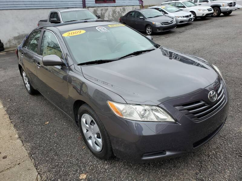 2009 Toyota Camry for sale at Fortier's Auto Sales & Svc in Fall River MA