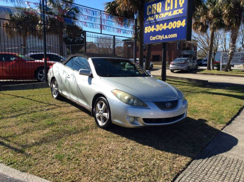 2006 Toyota Camry Solara for sale at Car City Autoplex in Metairie LA