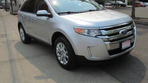 2011 Ford Edge for sale at D & M Auto Sales in Corvallis OR