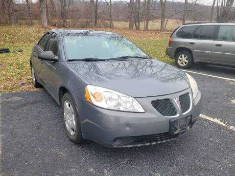 2007 Pontiac G6 for sale at Sussex County Auto & Trailer Exchange -$700 drives in Wantage NJ