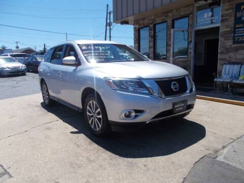2013 Nissan Pathfinder for sale at Preferred Motor Cars of New Jersey in Keyport NJ