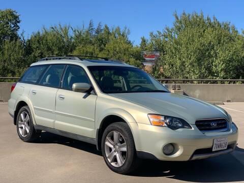 2005 Subaru Outback for sale at AutoAffari LLC in Sacramento CA