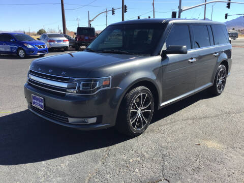 2016 Ford Flex for sale at SPEND-LESS AUTO in Kingman AZ