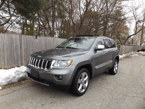 2012 Jeep Grand Cherokee for sale at Wayland Automotive in Wayland MA