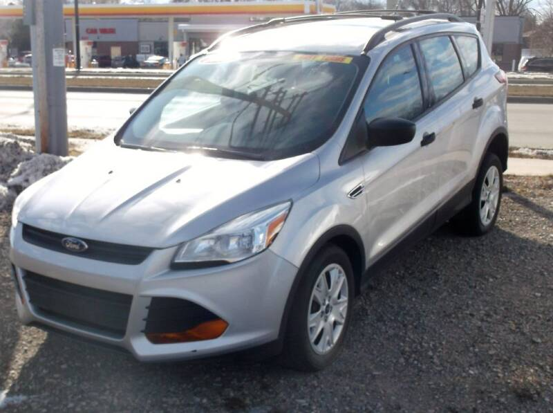 2013 Ford Escape for sale at We Finance Inc in Green Bay WI