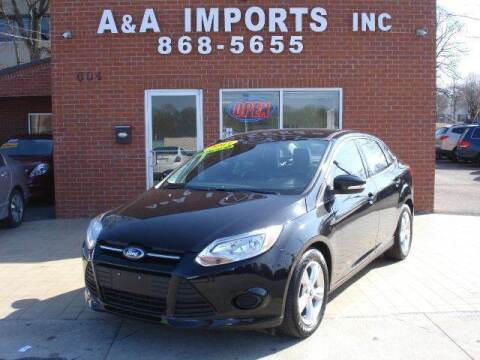 2013 Ford Focus for sale at A & A IMPORTS OF TN in Madison TN