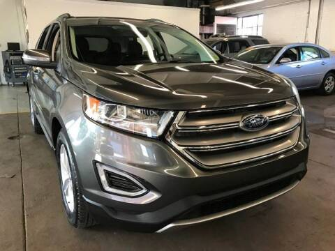 2015 Ford Edge for sale at John Warne Motors in Canonsburg PA