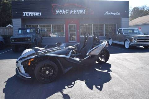 2017 Polaris Slingshot for sale at Gulf Coast Exotic Auto in Biloxi MS