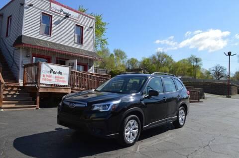 2020 Subaru Forester for sale at DrivePanda.com Joliet in Joliet IL