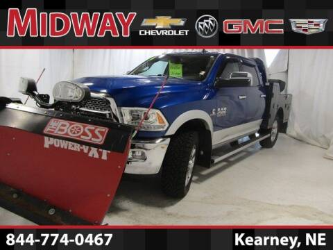 2016 RAM Ram Pickup 2500 for sale at Midway Auto Outlet in Kearney NE
