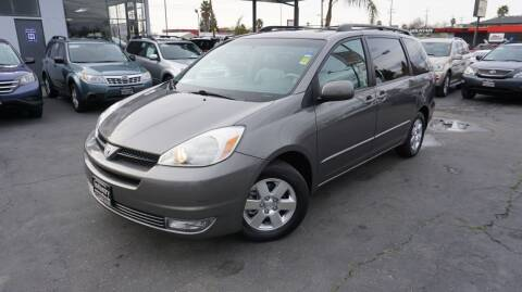 2004 Toyota Sienna for sale at Industry Motors in Sacramento CA