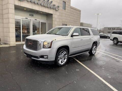 2018 GMC Yukon XL for sale at Cappellino Cadillac in Williamsville NY