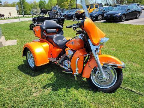 2004 Harley- Davidson Trike for sale at Cruisin' Auto Sales in Madison IN