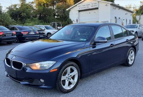 2013 BMW 3 Series for sale at Bik's Auto Sales in Camp Hill PA