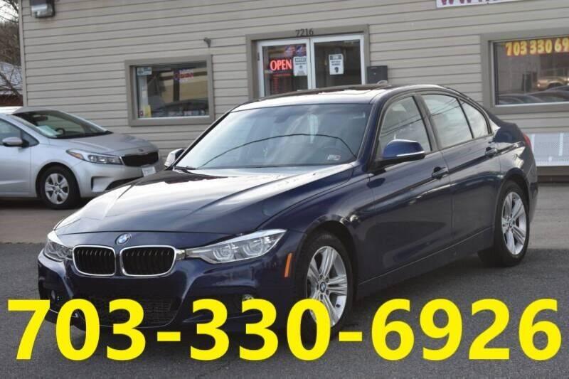 2016 BMW 3 Series for sale at MANASSAS AUTO TRUCK in Manassas VA