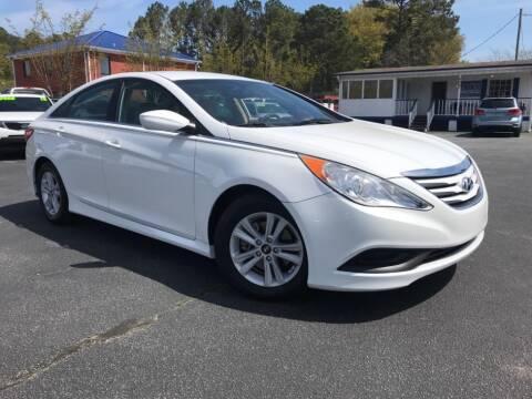 2014 Hyundai Sonata for sale at Town Square Motors in Lawrenceville GA