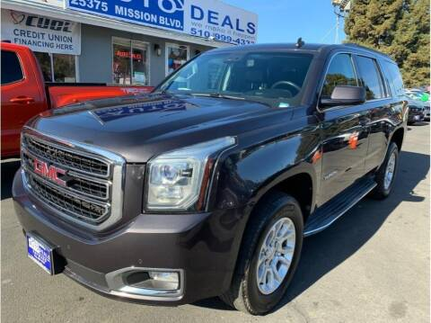 2015 GMC Yukon for sale at AutoDeals in Daly City CA
