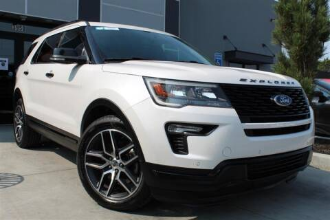 2018 Ford Explorer for sale at UNITED AUTO in Millcreek UT