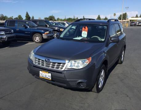 2011 Subaru Forester for sale at My Three Sons Auto Sales in Sacramento CA