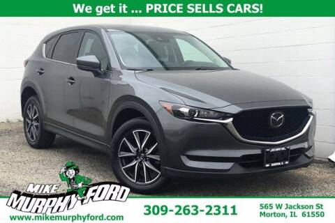 2018 Mazda CX-5 for sale at Mike Murphy Ford in Morton IL