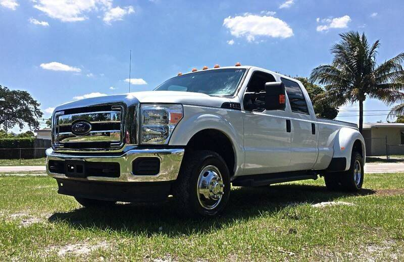 2014 Ford F-350 Super Duty DULLY READY TO WORK - Fort Lauderdale FL