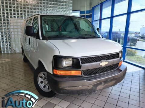 2012 Chevrolet Express Cargo for sale at iAuto in Cincinnati OH