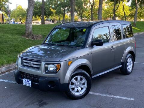 2008 Honda Element for sale at KAS Auto Sales in Sacramento CA