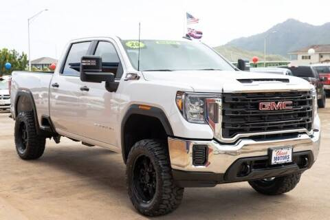 2020 GMC Sierra 2500HD for sale at Ohana Motors - Lifted Vehicles in Lihue HI
