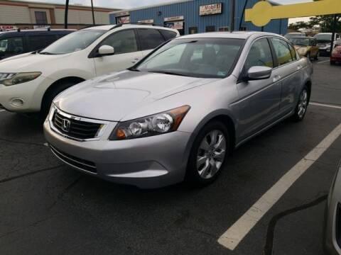 2008 Honda Accord for sale at Autohub of Virginia in Richmond VA
